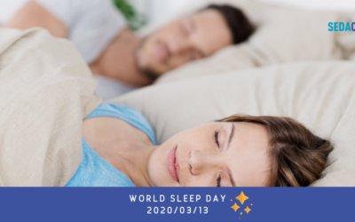 It's World Sleep Day
