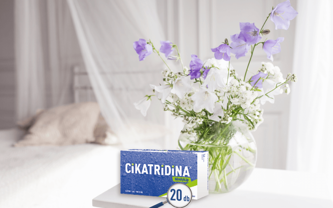 Larger package of Cikatridina ovules
